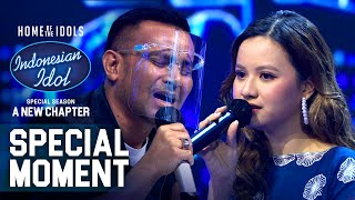 Download Anggi & Judika Menyanyikan Lagu Anak Naburju Dengan Penuh Rasa - Indonesian Idol 2021