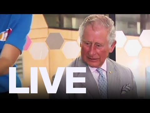 Prince Charles Responds To Toilet Seat Rumours | ET Canada L