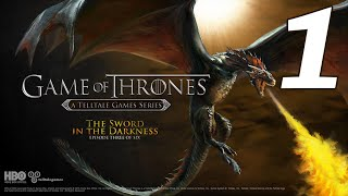 MANTO NEGRO | GAME OF THRONES: THE SWORD IN THE DARKNESS | Parte 1
