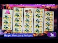Huge Handpay Jackpot On $2.50 Bet! Rawhide Slot - YouTube