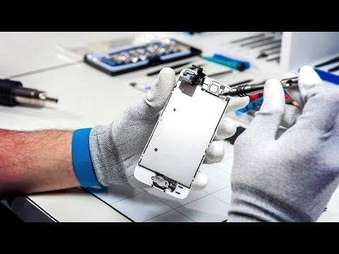 Курсы и обучение ремонту IPhone, телефонов, планшетов, ноутбуков