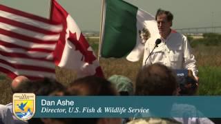 San Diego Bay National Wildlife Refuge - Milkweed Planting