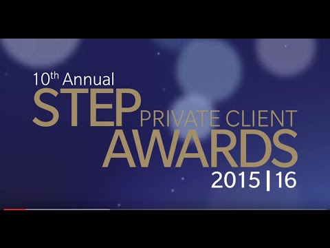 STEP Private Client Awards 2015/16