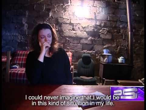 Ukrainian Refugees in Georgia 15 02 15 Rustavi 2 TV Report ENG SUB