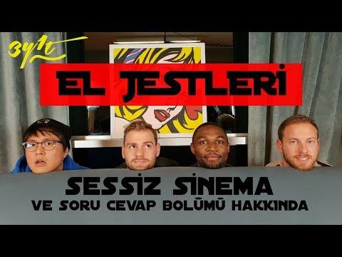 MİLLETLERİN EL JESTLERİ (+Sessiz Sinema) : 3 Yabancı 1 Türk