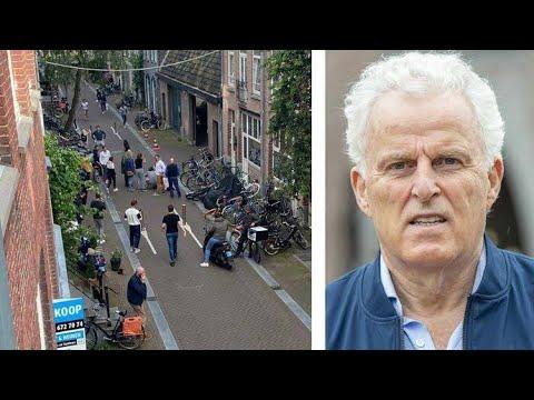 Prominent Dutch Crime Reporter Shot on Amsterdam street #PeterRDeVries #Amsterdamreportershot