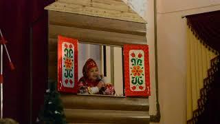 "Новогодний мюзикл ""Морозко"", сказочница"