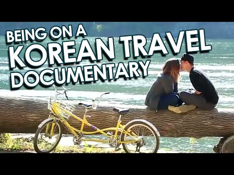 We Were In A Korean Travel Documentary [English CC]