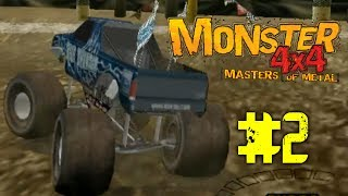 Monster 4x4 Masters of Metal Ep. 2 - The Three Session Episode