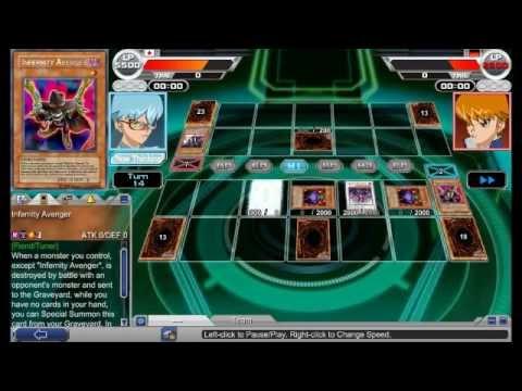 Yu-Gi-Oh Online - Infernity Style 3