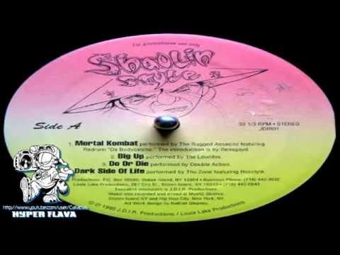 Various - Shaolin Style (Full Vinyl) (1995)