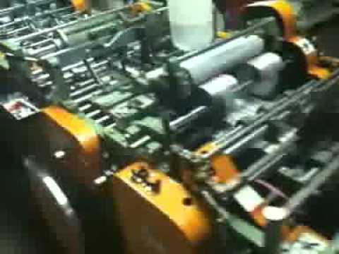 Western-style Envelope Making Machine SY-AE1A