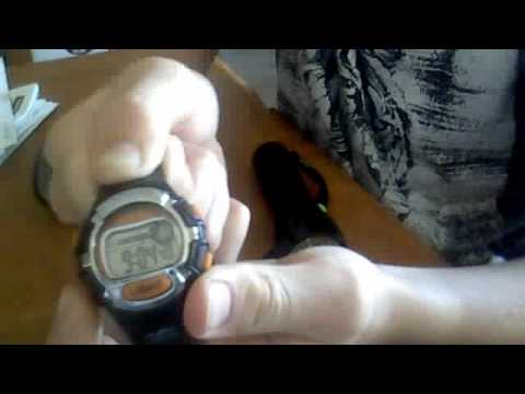 Wr30m Watch Modes Youtube
