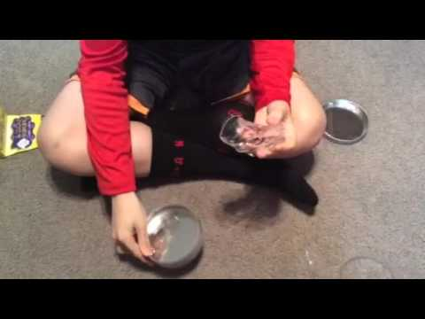 Crazy Aarons thinking putty: liquid glass