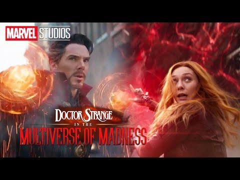 Wandavision Episode 4 Scene Doctor Strange 2 Teaser Breakdown and Marvel Easter Eggs