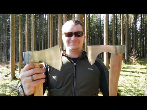Bushcraft with Shiny Knives