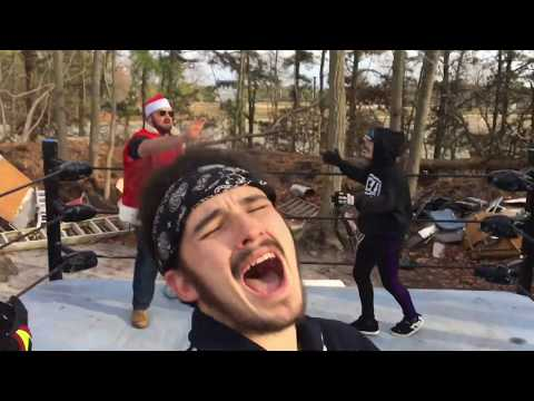 """SANTA STUNNER!! IS FRAN """"PAYING RENT"""" WITH HER BODY? GTS WRESTLING TLC PPV FINALE!"""