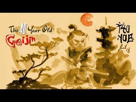 40YOB Super Angry Gaijin Happy Good Time Japan Tour: Sumo Hall