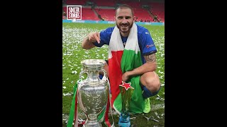 What Bonucci Screamed On Camera Made England Fans Go Crazy