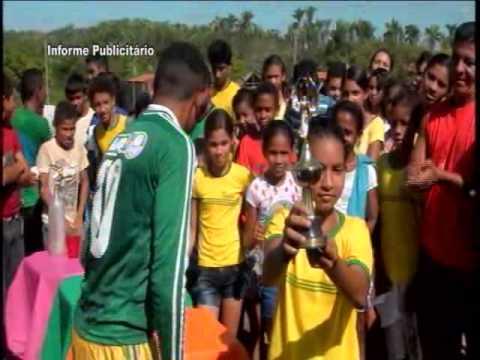 Encontro Dos Atletas Da U.I. Raimundo Antão Filho, No Povoado Baturité