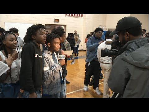 Burke County Middle school career fair helps students make decisions about the future