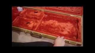 Fender Tweed Case Strat/Tele - UNBOXING