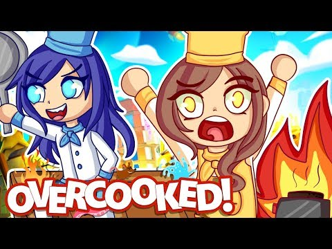 THIS PLACE IS A DISASTER in Overcooked 2! |