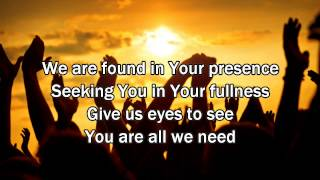 Close - Hillsong Young & Free (Worship song with Lyrics) 2013 New Album