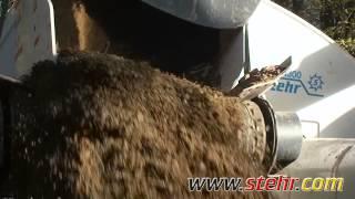 Stehr Grabenfräse SGF 1300 für Traktoren | Tractor-Towed Trencher