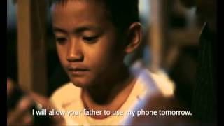 Cell card Toy Car Television Commercial
