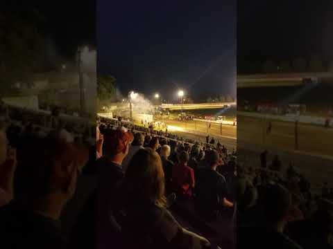 Tractor Pull Dodge County Fair 2018