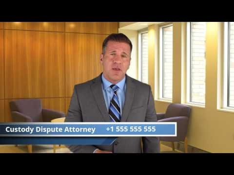 Thumbnail: Custody Attorney Lawyer Marketing Video Local Business
