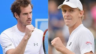 Andy Murray vs Kevin Anderson, Terrific Andy Murray wins fourth Queen's title