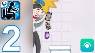 Toilet Time: Mini Games - Gameplay Walkthrough Part 2 (iOS, Android)
