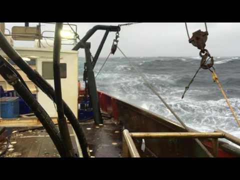 Remnants of hurricane Matthew