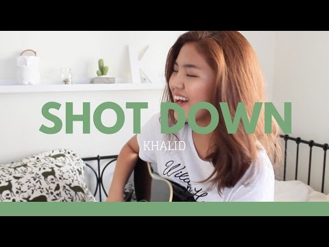 shot down - khalid (cover)