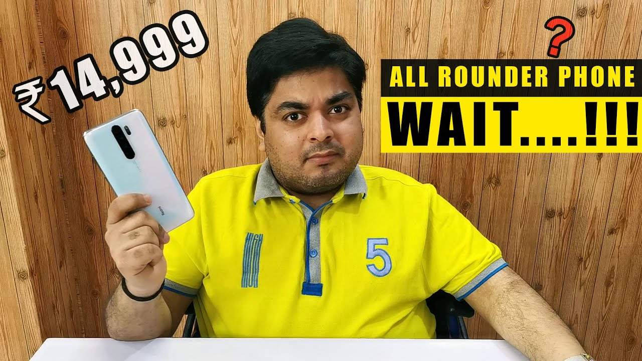 ₹14,999 KA ALL ROUNDER PHONE?   Redmi Note 8 Pro Review with Pros & Cons After 3 Months of Use