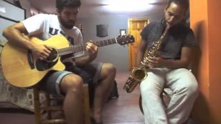 Autumn leaves (Les feuilles mortes) acoustic jam by Todo Sentado