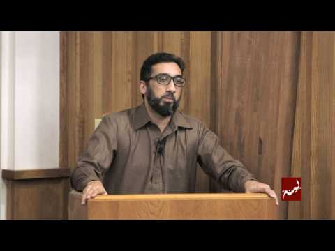 On Treating Women in Islam - Khutbah by Nouman Ali Khan