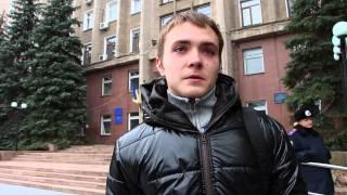 Видео ПН:Студентов ННАУ использовали в митингах