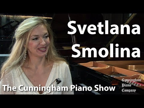 Svetlana Smolina on The Cunningham Piano Show | S01E01