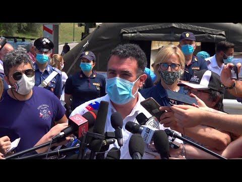"""Zanardi, bollettino medico dopo la terza notte: """"Il quadro neurologico resta grave"""""""