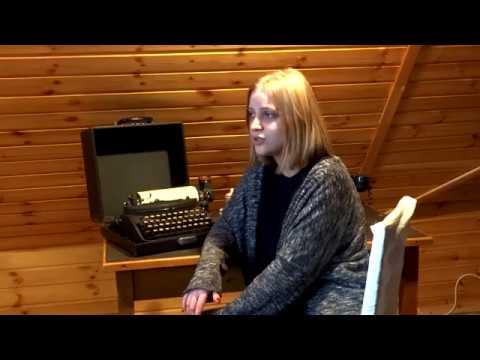 Изображение предпросмотра прочтения – АлександраБулгакова читает произведение «Лиличка! (Вместо письма)» В.В.Маяковского