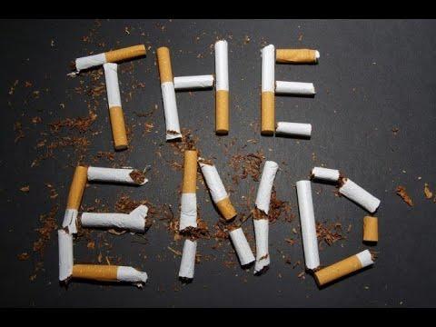 Dohányzó videóból kódolva. Rémisztő! Gyomorforgató videón mutatják be a dohányzás hatását