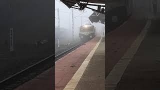 Suburban Entry in Chennai Fog …
