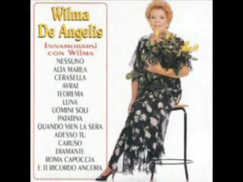 12  Wilma De Angelis   Avrai