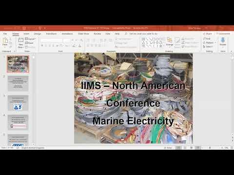 Performing vessel electrical surveys