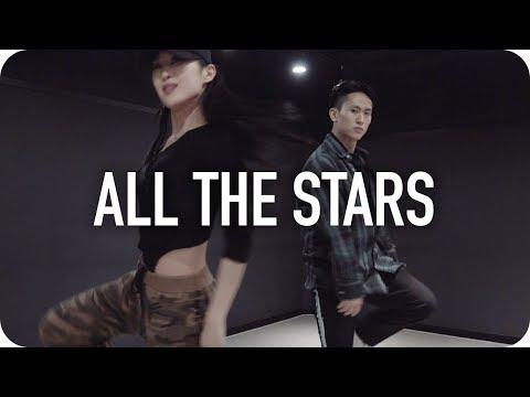All The Stars - Kendrick Lamar, SZA / Jin Lee Choreography