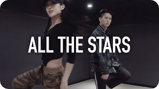 Gambar cover All The Stars - Kendrick Lamar, SZA / Jin Lee Choreography