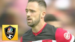 Danny Ings scores on Adrian's howler against Liverpool | Premier League | NBC Sports